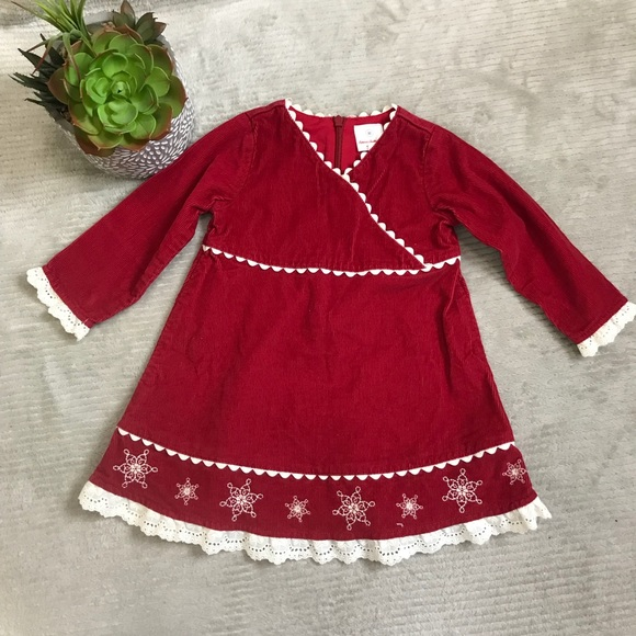 113746ca86636 Hanna Andersson Other - Hanna Andersson Holiday Christmas Dress